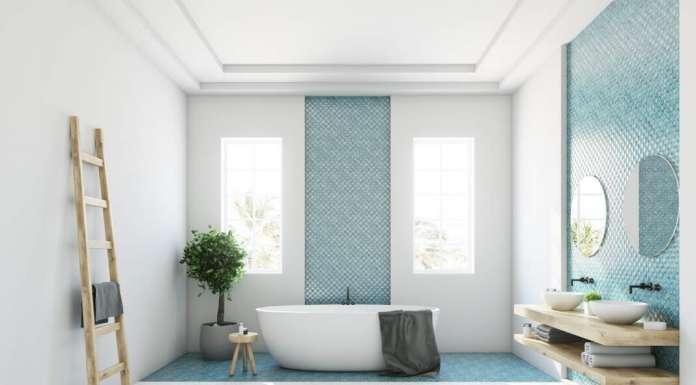reforma del baño en Ibiza