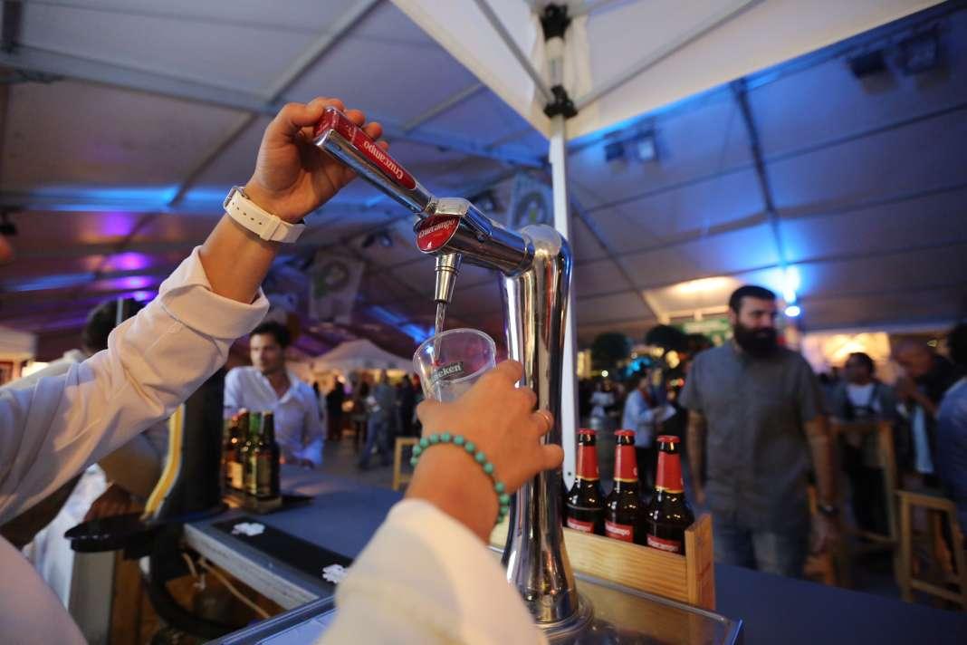 La Feria de la Cerveza de Ibiza se celebra del 14 al 16 de septiembre en el recinto ferial. Foto: Vicent Marí