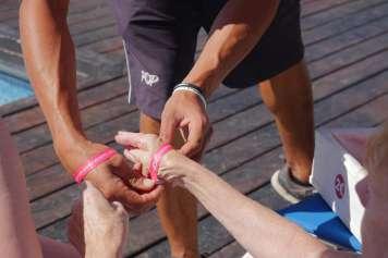 Además, se pondrán a la venta pulseras de tela, con un precio de dos euros, que sumarán apoyos al objetivo de esta campaña.