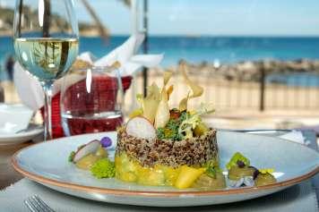 En All Ibiza tienen elaboraciones aptas al 90% para personas celíacas.