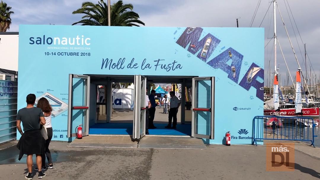 El Salón Náutico de Barcelona se apunta a la sostenibilidad y a la tecnología para captar más público. Fotos: Gerard Felip