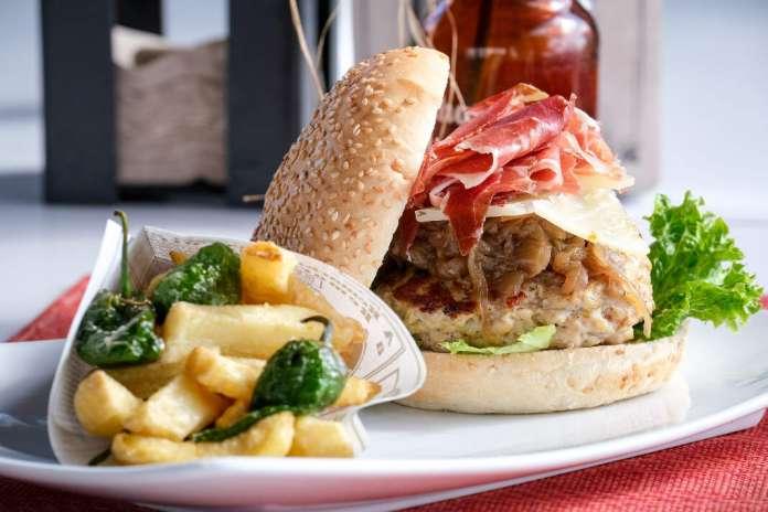 hamburguesas sin gluten en Ibiza