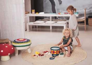 Los niños tienen su espacio de diversión en el Kids Club.