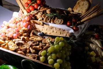 La decoración de Ibizkus está totalmente ambientada en la temática vinícola. Fotos: Sergio G. Cañizares