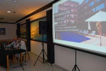 Presentación del proyecto de remodelación del establecimiento que abrirá sus puertas para la próxima temporada.
