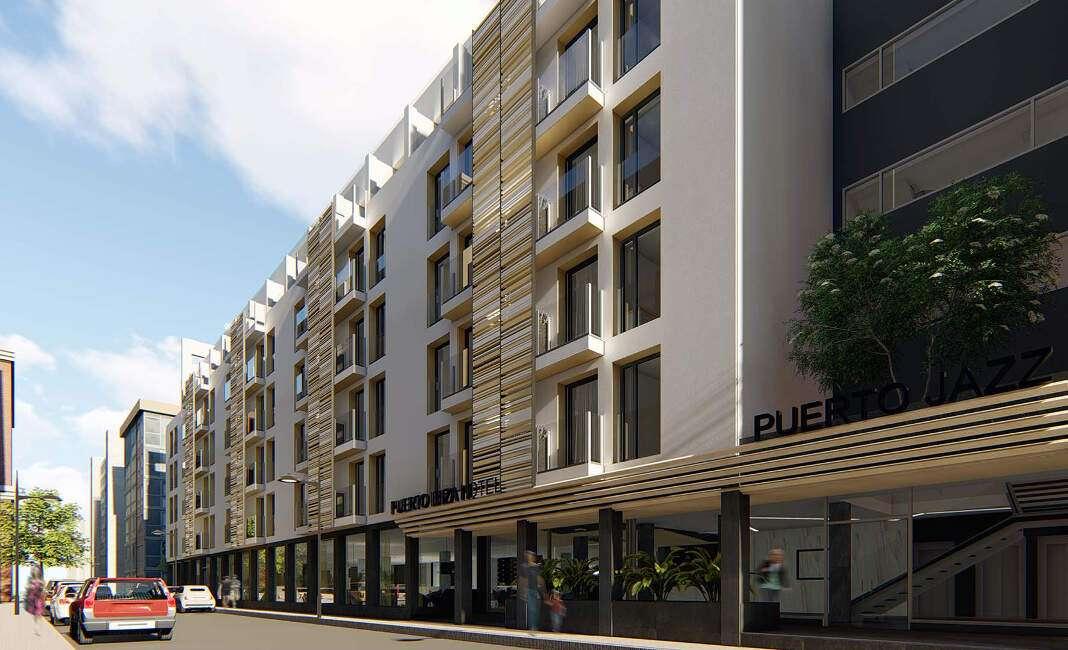 Reforma en Apartamentos el Puerto