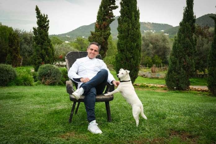 Pau Barba, restaurante Can Domo. Foto: Sergio G. Cañizares