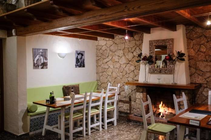 El restaurante Chimichurri dispone de un comedor amplio y acogedor.