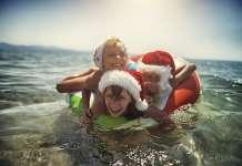 Navidades al sol. Fotos: iStock