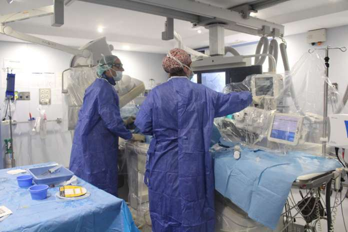 novedades en cardiología de Policlínica