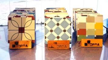 Suministros Ibiza apuesta por la materia local y ofrece en su catálogo de productos una amplia variedad de materiales de origen ibicenco. fotos: imam comunicación