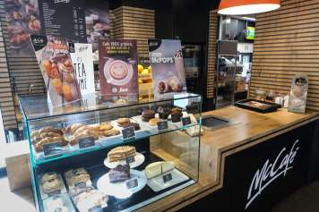 La popular cadena de restaurantes de comida rápida ofrece café gratis cada lunes.