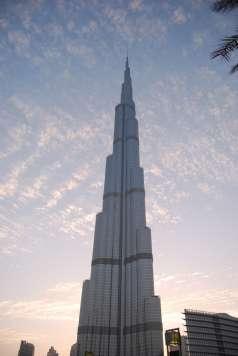 Imagen del Burj Khalifa tomada por Felipe Planells.