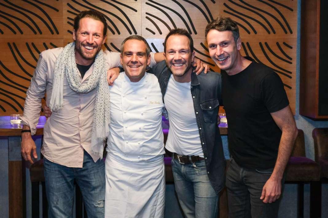 Los mejores chefs de la isla ofrecen sus creaciones en Petit PereyraIbiza